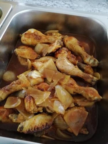 Chicken legs - kanan koipi
